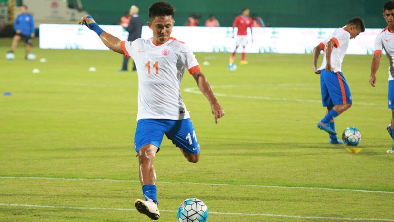 Indian football team to kick-off camp in Kolkata from August 15