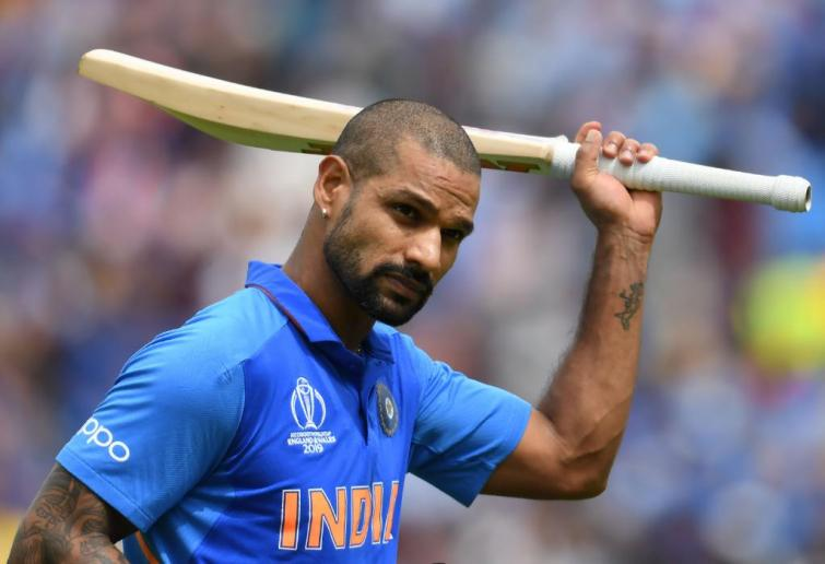 'Grateful to serve my people': Shikhar Dhawan on donating oxygen concentrators to Gurugram police