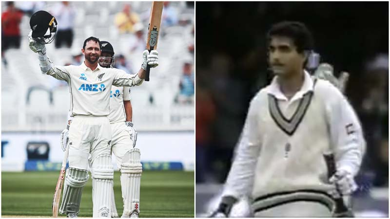 New Zealand's Devon Conway shatters Sourav Ganguly's world record on debut