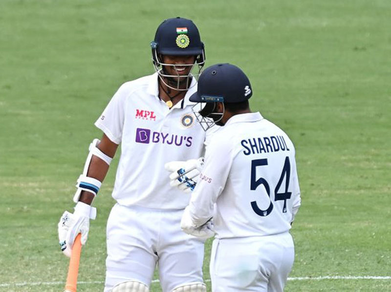 Brisbane Test: Australia 21/0 at stumps, lead India by 54 runs after Sundar, Thakur shows resilience