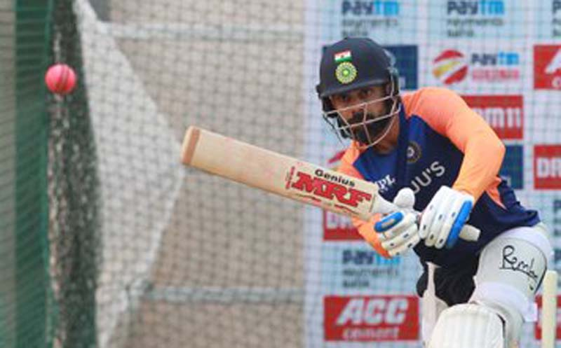 Pink Ball Test: India face England at Motera