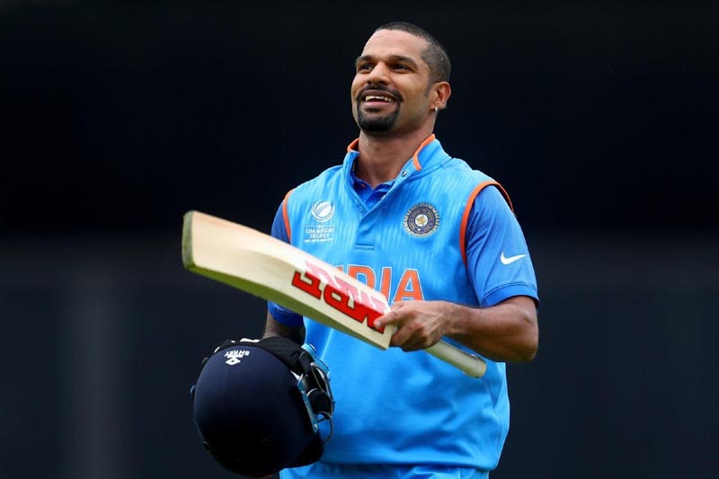 Opener Shikhar Dhawan named India captain for Sri Lanka tour, Bhuvneshwar to be his deputy