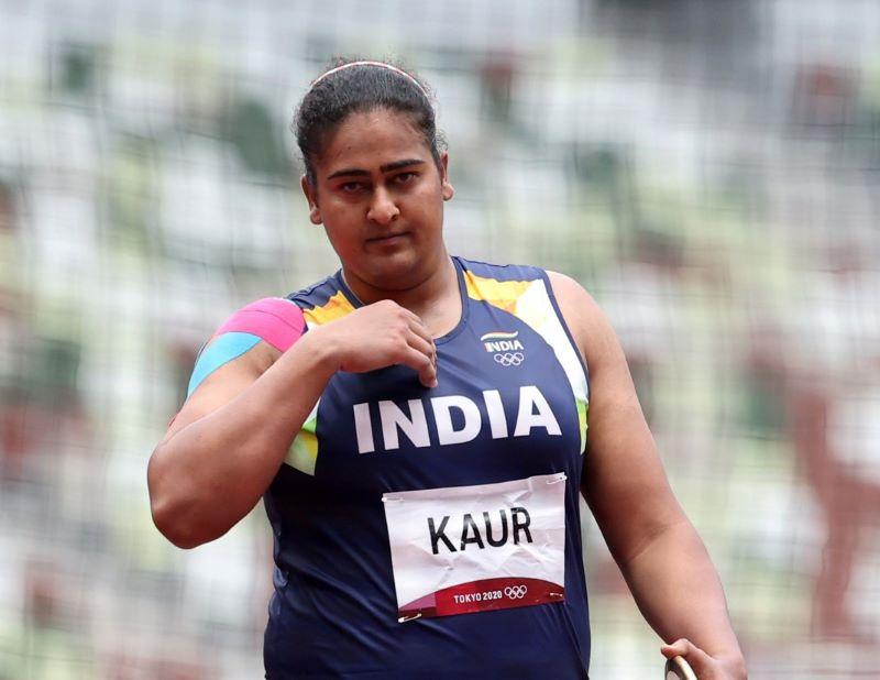 Tokyo Olympics: India's discus thrower Kamalpreet Kaur qualifies for final