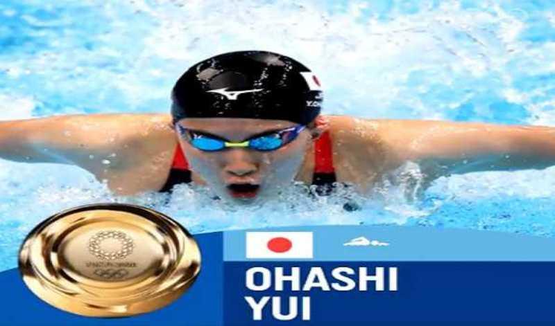 Tokyo Olympics 2020: Japanese swimmer Ohashi wins women's 200m