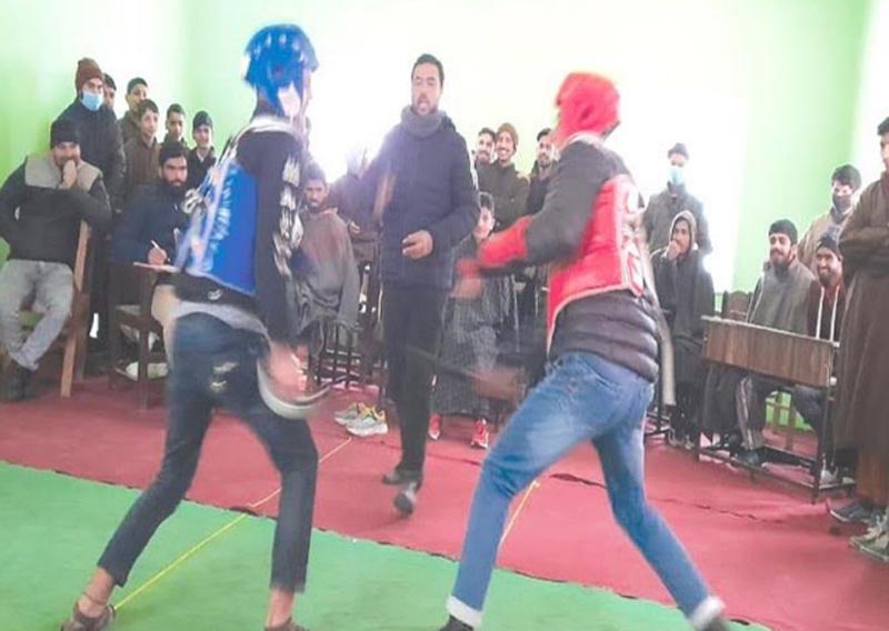 Jammu and Kashmir: Kulgam Thang-Ta championship held