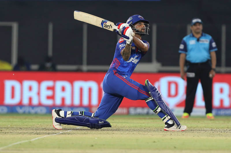 IPL 2021: Shikhar Dhawan's fifty guides DC to 7-wicket win over PBKS