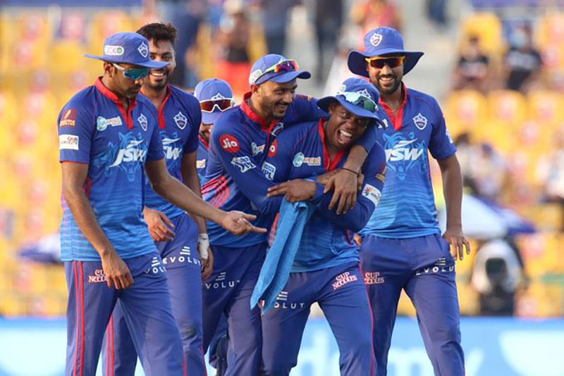 IPL: DC outclass RR by 33 runs to reclaim top spot