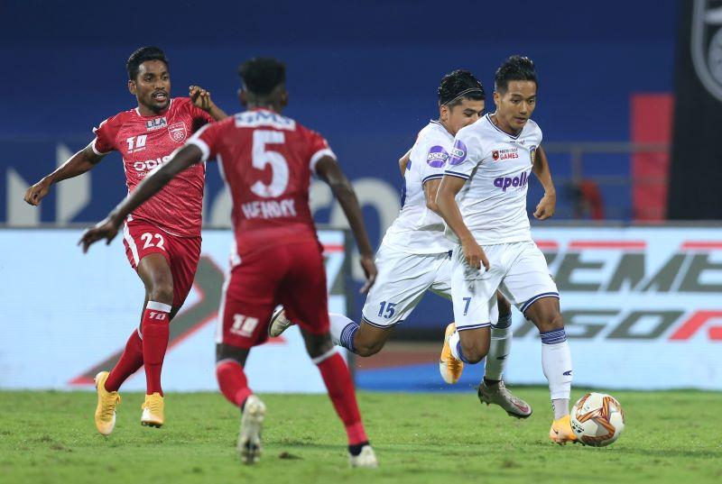 ISL: Chennaiyin inch closer to top 4 with Esmael's defining double against Odisha