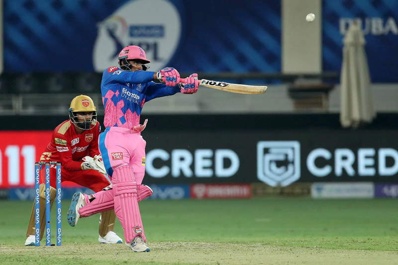 IPL: RR defeat Punjab Kings by two runs in last-ball thriller
