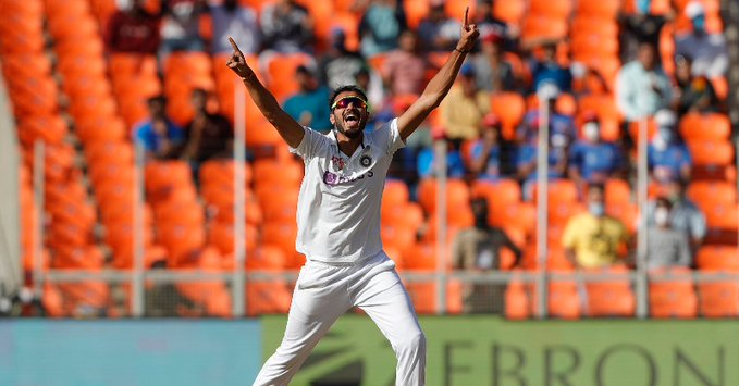 Axar Patel shines as India win Pink Ball Test against England by 10 wickets
