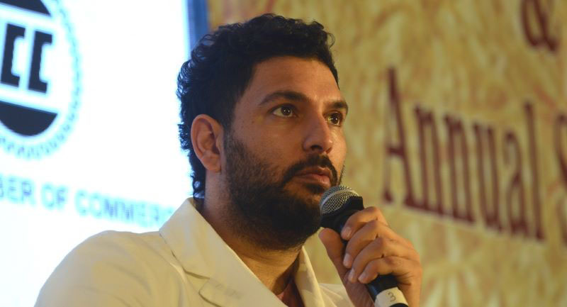 Former Indian cricketer Yuvraj Singh launches 120-bed ICU set up in Nizamabad Govt Hospital
