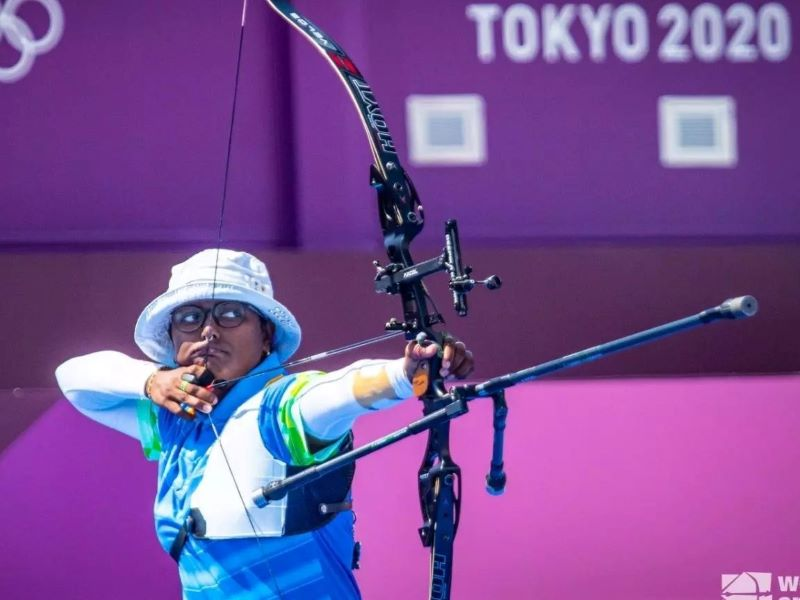 Tokyo Olympics archery: Deepika Kumari defeats USA's J. Mucino-Fernandez in 1/16 Eliminations