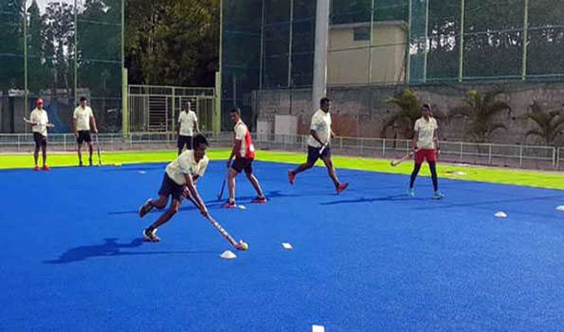 Round two of workshops organised for Hockey India coaches