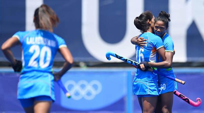 Tokyo Olympics: India women's hockey team beat South Africa, reach quarter-finals