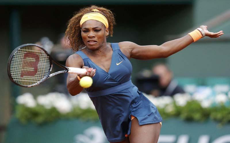 Serena Williams loses to Kazakh tennis player Elena Rybakina in 2021 French Open