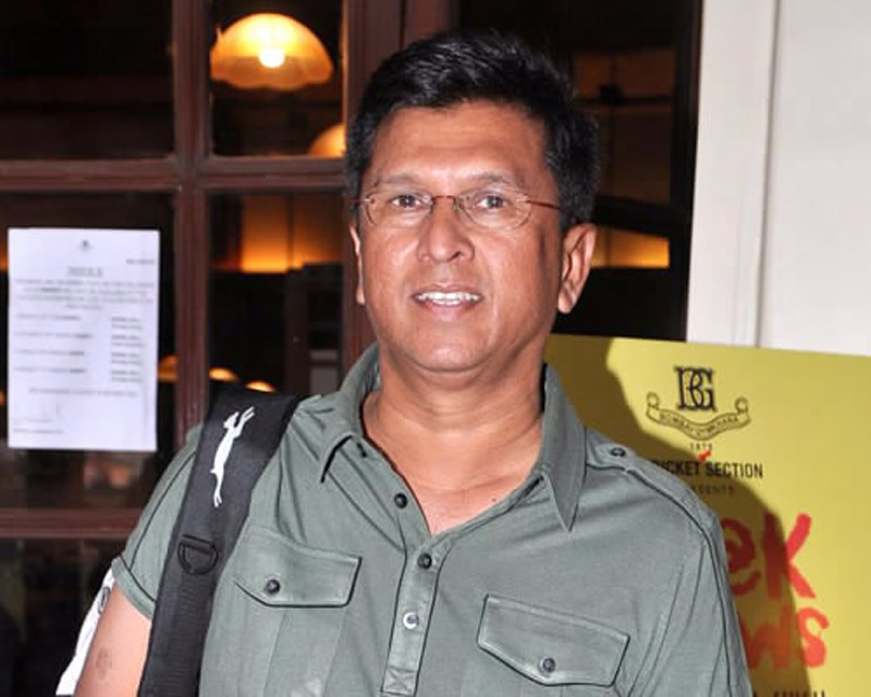 Former Indian cricketer Kiran More tests positive for COVID-19