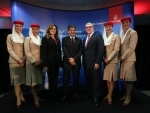 Emirates touches down in Chicago, begins daily flight
