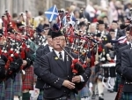 Pipefest kicks off Stirling's Big Weekend in Scotland