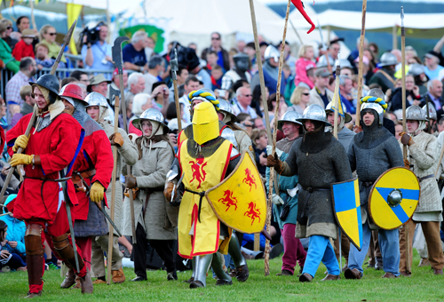 Scotland event to commemorate 700th anniversary of famous battle sells out