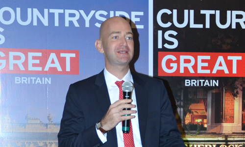 VisitBritain holds roadshow in the east