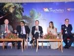 President of Seychelles James Michel visits Mumbai to promote Seychelles Tourism