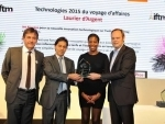 Jet Airways wins honours for technology innovation at IFTM Trade Fair