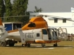 Mamata Banerjee flags off Kolkata-Digha helicopter service, becomes first passenger