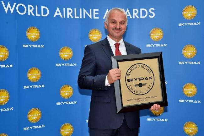 Turkish Airlines wins best in Europe award by Skytrax