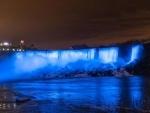 Niagara Falls unveils new LED-illumination to boost tourist experience