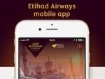 Etihad Airways launches mobile app for travelers