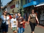 Foreign tourist arrivals go up in July compared to a year ago