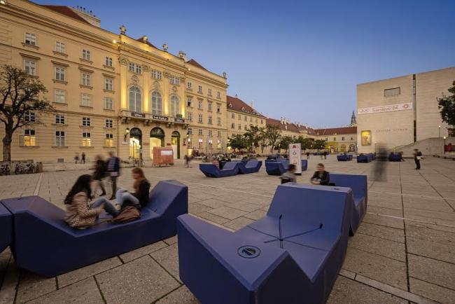 Vienna emerges as a city of international dialogue