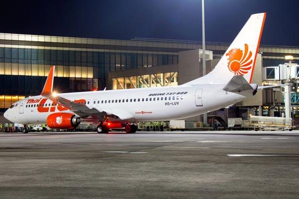 Thai Lion Air to operate twice a week flight on Mumbai-Don Mueang (Bangkok) route