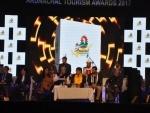 John Abraham attends Arunachal Tourism Award function
