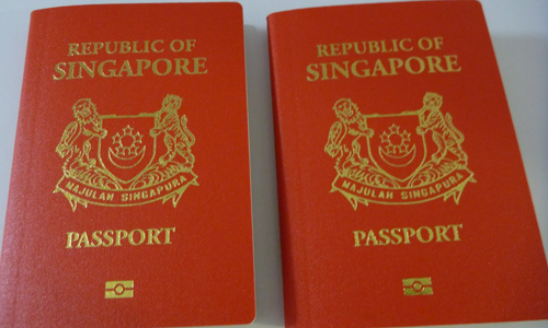 Singaporean passport named the world's most powerful by Passport Index