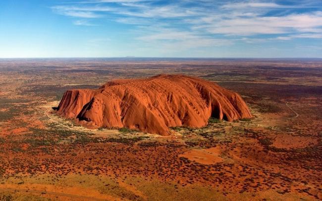 No more climbing Uluru, Australia imposes ban on tourists