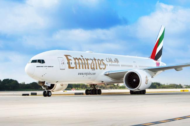 Emirates' celebrates its inaugural flight to Santiago with special fares