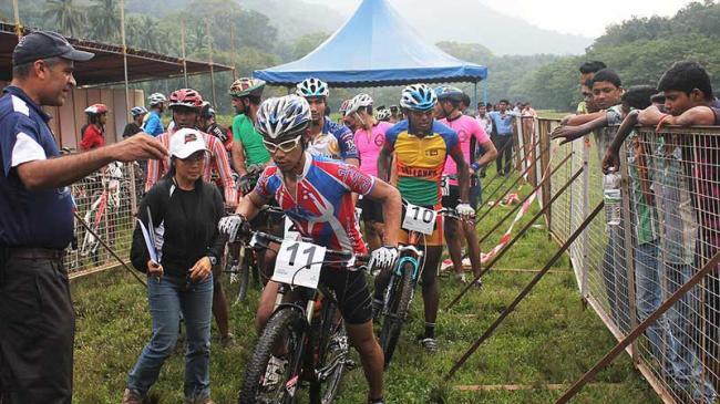 Mountain biking: Stage set for MTB Kerala 2018