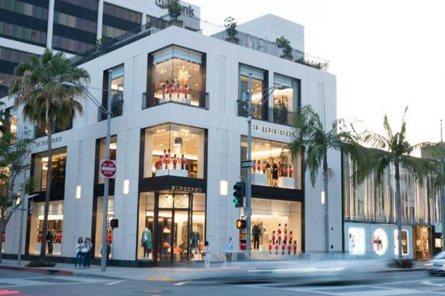 Beverly Hills awarded most prestigious Luxury Destination of the Year in USA