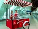 Emirates offering complimentary ice cream service to customers this summer season at Dubai International Airport