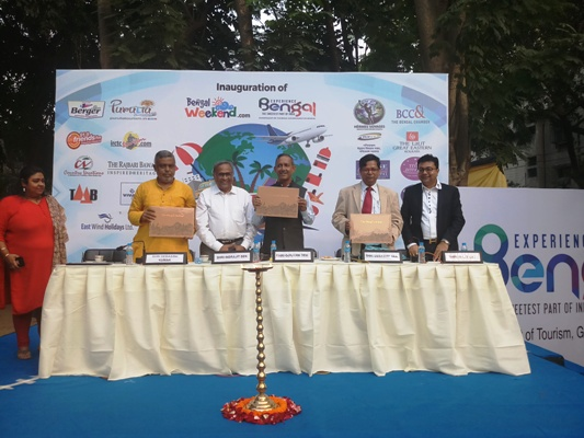 Bengal Chamber and West Bengal Tourism collaborate to create awareness about weekend travel
