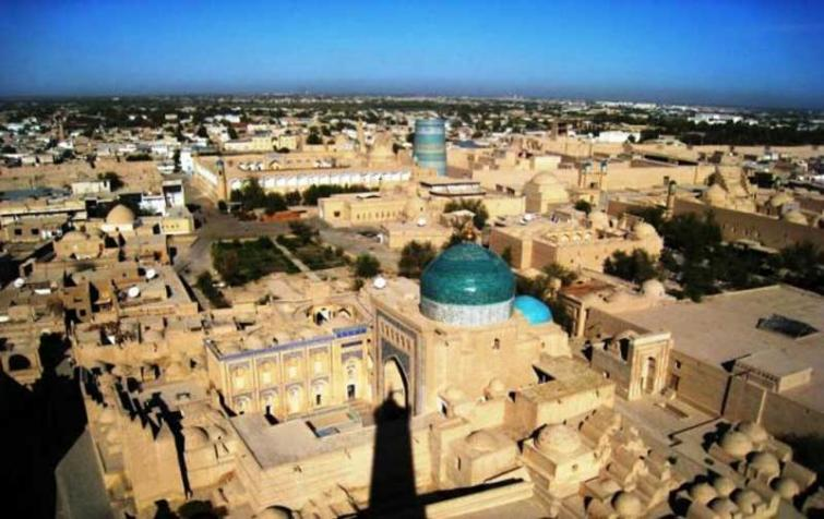 Nearly 1.4 million tourists visited Uzbekistan in the first quarter this year