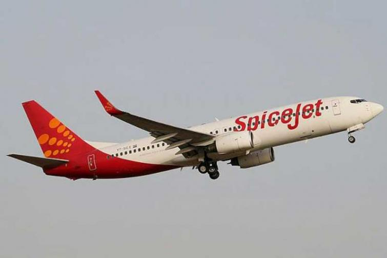 Aviation major SpiceJet adds 100th aircraft to its fleet