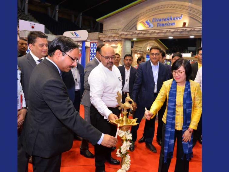 Holiday planners and tourists flock to the 30th edition of TTF Kolkata