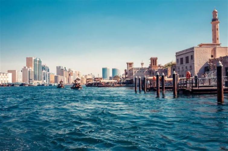 Dubai's souks offer a glimpse into the past