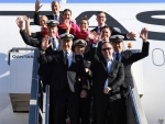 Australian carrier Qantas completes test of longest non-stop passenger flight from NY to Sydney