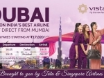 Vistara to operate daily direct flights to Dubai from Aug 21
