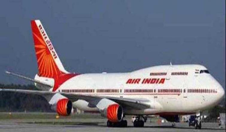 Air India flight grounded in London for over 48 hours
