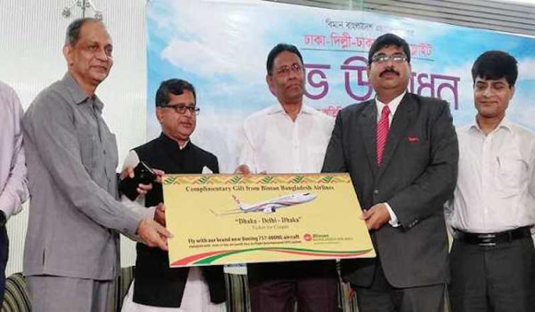 Biman Bangladesh resumes Dhaka-Delhi direct flight after 5 years