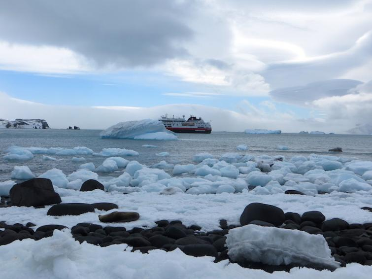 Antarctica: The Wild Wild South